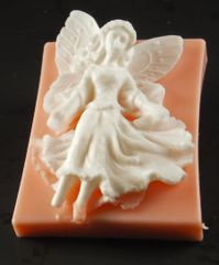 Fairy with Hands Out Goatsmilk Soap