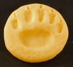 Bear Paws Goatsmilk Soap