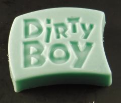 Dirty Boy Goatsmilk Soap
