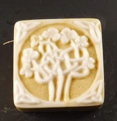 Celtic clover tree