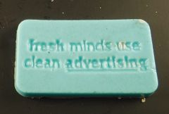 Fresh Minds Use Clean Advertising