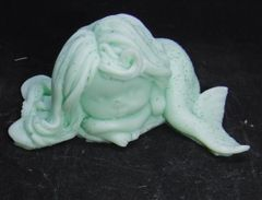 3D Baby Mermaid