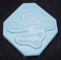 Cowboy Hat & Spurs
