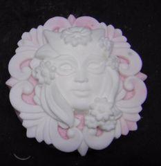 Celtic Face Goatsmilk Soap