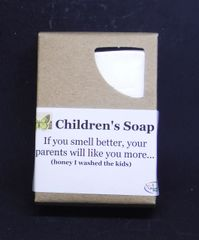 Childrens Soap