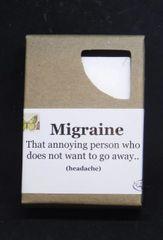 Migraine Soap