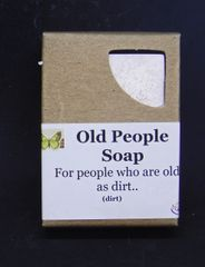 Old People Soap