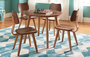 Whitter Wood table and chairs