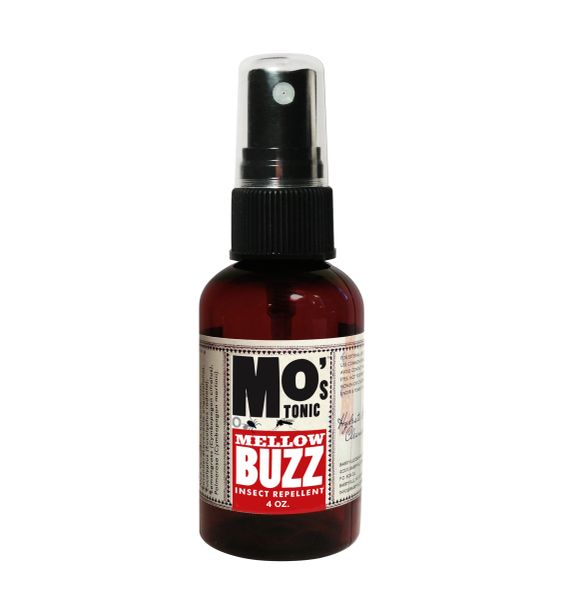 Mellow Buzz Insect Repellent 4 oz.