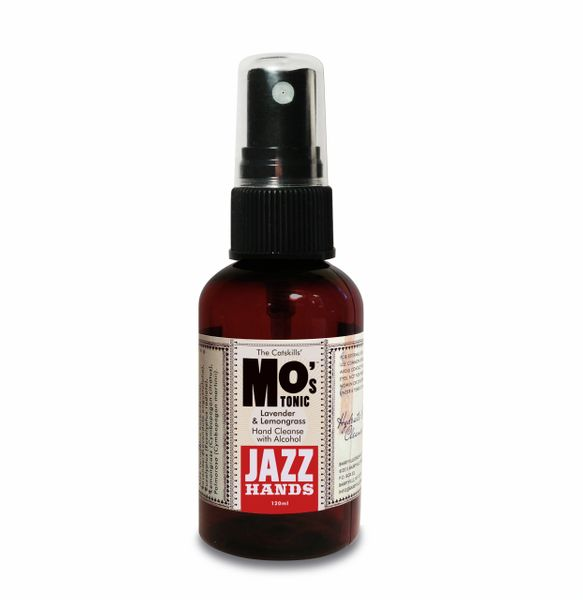 Jazz Hands Cleanse/Sanitizer with 90% Alcohol (Lavender & Lemongrass) 120ml