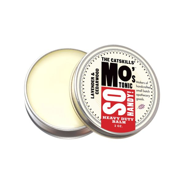 Mo's So Handy! Heavy Duty Balm (Lavender & Cedarwood) 2 oz