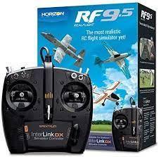 RealFlight 9.5 Sim w/Spektrum Controller