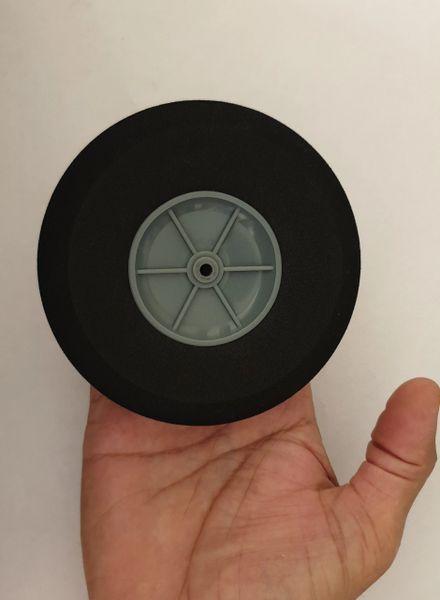 """Light Foam Wheel 4.3"""" 105mm"""