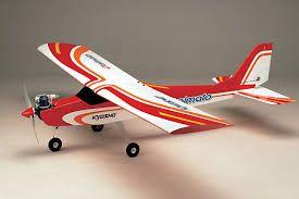 Calmato Alpha 40 Trainer ARF EP/GP High Wing