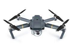 DJI MAVIC Pro Fly More Combo Used Sparingly