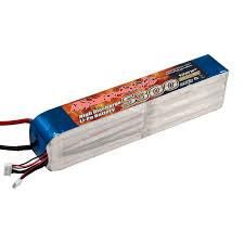 7.4V 5500mAh 65C Hard Case Lipo Battery Pack Beast Power