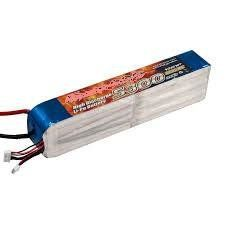 7.4V 7800 mAh 55C Lipo Battery Pack Beast Power