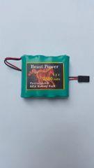 Receiver Pack 2800mAh 4.8v NICD