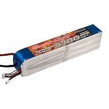 11.1V 1600 mAh 45C Lipo Battery Pack Beast Power