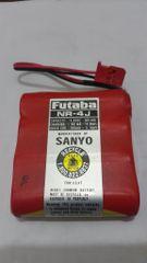 Futaba NR-4J Receiver Pack 600mAh 4.8v NICD
