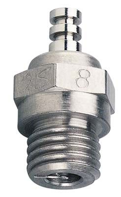 O.S. No.8 Glow Plug