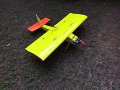Nitro 3D Airplane
