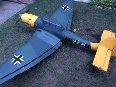 Warbird Stuka RTF OS 33 GAS