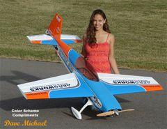 Extra 300 Aeroworks Kit 30 CC