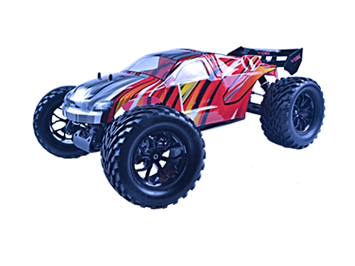 Cheetah Mechanics 1/10 NITRO 4WD RTR with 5 Litre Nitro Fuel