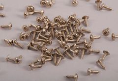 Screws for Motor/ servo/ Horn mounting Philips Head M2.5x8 mm (100 pcs)