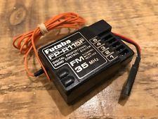 Futaba Rx FP-R116FB 6 Chaannel Micro Receiver FM 40 MHz