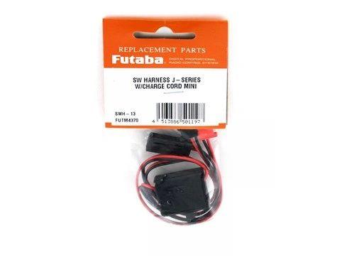 Futaba Original Rx Switch 3 Wire/plug