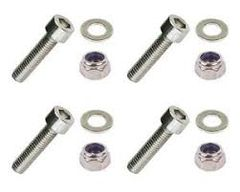 Engine Mounting Bolts and Nuts Set