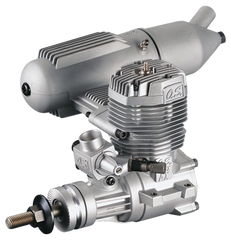 O.S. MAX .65AX RC Airplane Engine