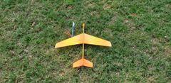 Catapult Glider Fighter