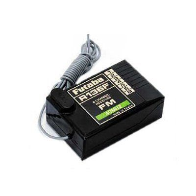 FUTABA R136F 6 CHANNEL FM RECEIVER 40MHZ