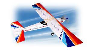 Phoenix Models Classic RC Plane .40 Size ARF