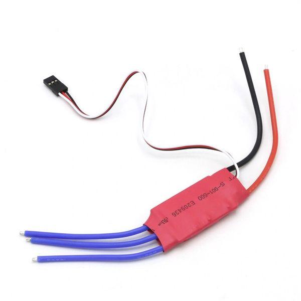 Brushless ESC 30Amp firmware w / 5V 3A UBEC