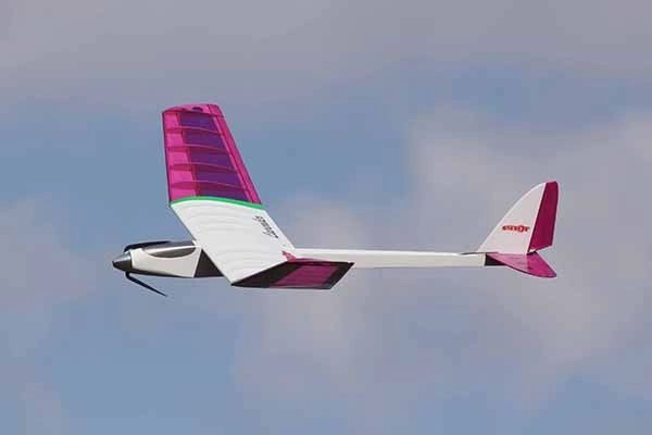 Soaring Flamingo Balsa Glider