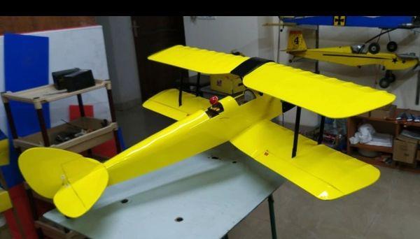 Tiger Moth .40 size ARF