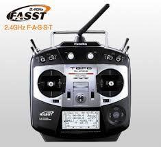 Futaba 8 FG Super 14-Channel 2.4GHz Computer Radio System 2.4GHz FASST (Set) (Mode 2)