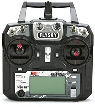 Flysky FS-i6X 10CH 2.4GHz AFHDS RC Transmitter with FS-iA6B Receiver