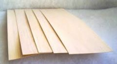 "Balsa Wood Sheet 5mm x 4"" x 20"""