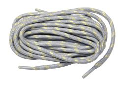 25' Feet GRAY w/ YELLOW Heavy duty Kevlar(R) Reinforced Tie down Cord Utility String