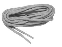 "ProBOOT(tm) ""Gray"" Rugged Wear Long-Lasting Polyester Hiking Boot Laces - 2 Pair Pack"