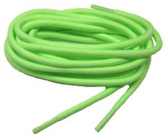 GymTOUGH(TM) NIKE GREEN Heavy-Duty Athletic Sneaker or Boot Laces (2 Pair Pack)