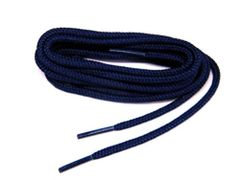 "ProBOOT(tm) ""Navy Blue"" Rugged Wear Long-Lasting Polyester Hiking Boot Laces - 2 Pair Pack"
