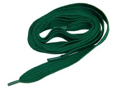 """Proathletic(tm) """"Kelly Green"""" FAT(20 mm Wide) Fashionable Athletic Sneaker Shoelaces (2 Pair Pack, Lengths 27-84 IN / 69-213 CM)"""