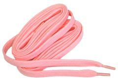"""ProAthletic(tm) FLAT """"Baby Pink"""" Sneaker Shoelaces (2 Pair Pack, 27-84 IN/69-213 CM, 8mm in Width)"""