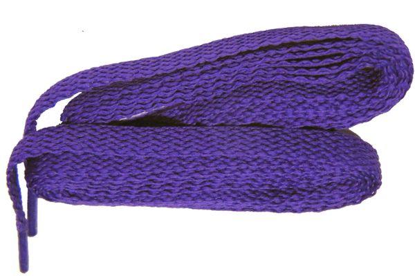"""ProAthletic(tm) FLAT """"Royal Purple"""" Sneaker Shoelaces (2 Pair Pack, 27-84 IN/69-213 CM, 8mm in Width)"""